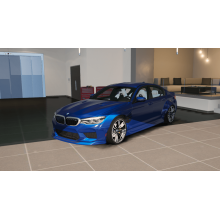 Carro BMW M5 - StarDix Roleplay