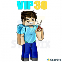 Bed Wars - VIP Diamante 30 Dias
