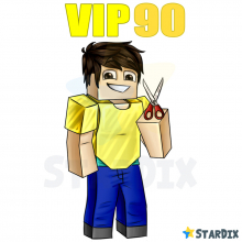 Bed Wars - VIP Ouro 90 Dias