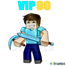Full PvP - VIP Diamante 90 Dias