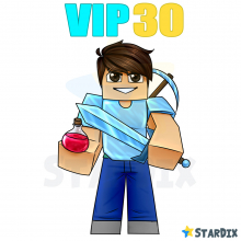 Full PvP Edit - VIP Diamante 30 Dias