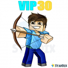 SkyWars - VIP Diamante 30 Dias