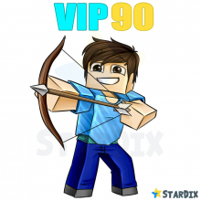 SkyWars - VIP Diamante 90 Dias